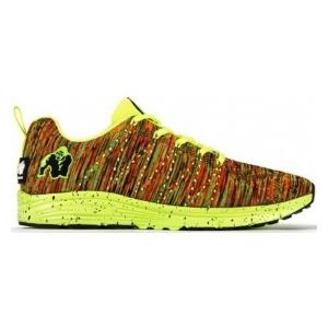 Gorilla Wear Brooklyn Knitted Sneakers (neon mix) (1 pár)