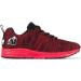 Gorilla Wear Brooklyn Knitted Sneakers (piros-fekete) (1 pár)