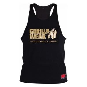 Gorilla Wear Classic trikó (fekete-arany) (1 db)