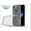 Apple iPhone 7 Plus szilikon hátlap - Nillkin Nature - szürke