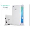 Huawei Nova hátlap képernyővédő fóliával - Nillkin Frosted Shield - fehér