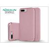 Apple iPhone 7 Plus oldalra nyíló flipes tok - Nillkin Sparkle - rose gold