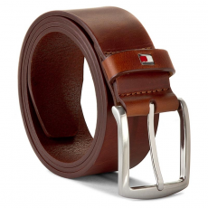 Tommy Hilfiger Férfi öv TOMMY HILFIGER - New Denton Belt 4.0 AM0AM01001 85 The Dark Tan 903