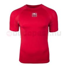Bad Boy Kompressziós póló, X-Train, Bad Boy, rövid ujjú, piros