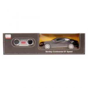 Rastar - Távirányítós Bentley Continental GT autó - 1:24