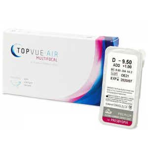 TopVue Air Multifocal 6 db