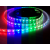Vled Led szalag (30 led/m, 5050 SMD, RGB, szilikonos, kültéri)