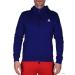 LecoqSportif Férfi Végigzippes pulóver Pop Sportif FZ Hood M ultra blue