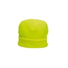 (HA10) Polár Thinsulate bélelt sapka sárga