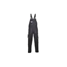 (TX12) Texo HOSSZÍTOTT Contrast kantáros nadrág fekete