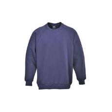 (B300) Róma pulóver sötétkék