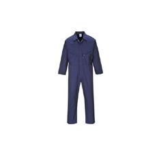 (C813) Liverpool zip overall sötétkék