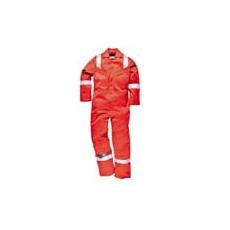 (FR50) Antisztatikus overall piros