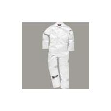 (FR50) Lángálló, antisztatikus overall fehér