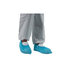 Eldobható cipővédő ( 100 db / csomag ) kék
