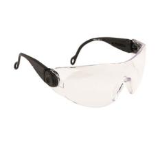 (PW31) Contoured védőszemüveg, víztiszta