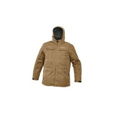 (OlZA) Téli munkás kabát bézs