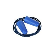 (EP30) Detektálható PU hab füldugó kék ( 200 pár )