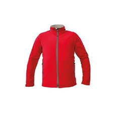 (Namsen) Férfi softshell dzseki piros