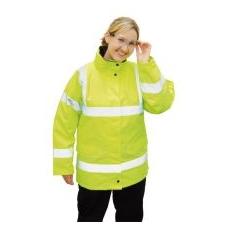 (S360) Traffic női kabát sárga