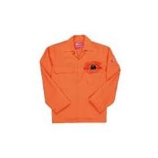 (BIZ2) Lángálló hegesztő kabát narancs