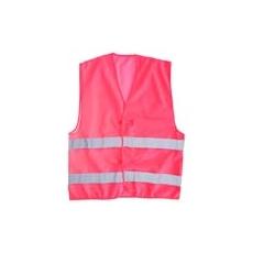 (F474) Iona mellény rózsaszín