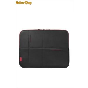 "Samsonite Airglow 13,3"" fekete-piros Notebook táska (1 év garancia)"
