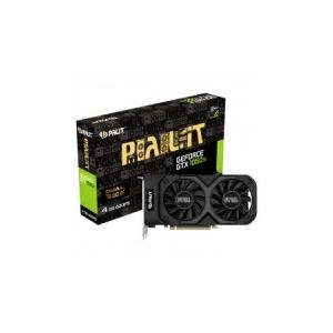 Palit GeForce GTX 1050 Ti Dual OC, 4096 MB GDDR5 /NE5105TS18G1D/