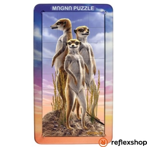 Cheatwell Games 3D Magna Portraits puzzle - szurikáta
