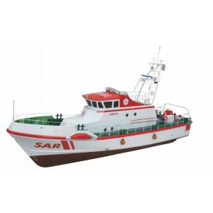 Graupner SJ EISWETTE mentőhajó