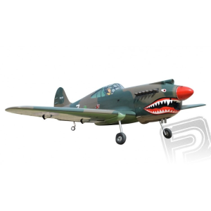 Black Horse BH161 P-40 Tomahawk 2275mm ARF