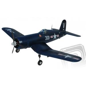 PELIKAN F4U Corsair - ARF (kék, el. behúzható futómű)