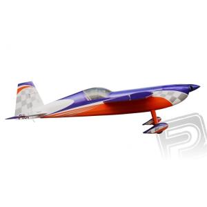 Pilot RC Extra 330SC scale 31% (2 340 mm) 50cc (narancssárga/lila)