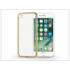 Haffner Apple iPhone 7 szilikon hátlap - Jelly Electro - gold