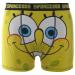 Character Spongebob Single férfi boxeralsó sárga XXL