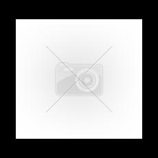 Lakk-csipke, fodros ruha (fekete) (L)