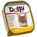 Dolly Cat Alutálka Baromfi 100g