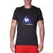LecoqSportif Férfi Rövid ujjú T Shirt Pop Sportif Tee N°2 SS M dark heather g