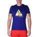 LecoqSportif Férfi Rövid ujjú T Shirt Pop Sportif Tee N°2 SS M ultra blue