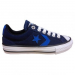Converse Star Player EV Ox Leather gyerek tornacipő, Navy/Oxygen Blue, 29 (654362C-410-12)