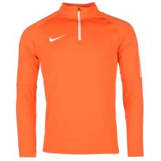 Nike Academy férfi aláöltöző sport felső narancs L