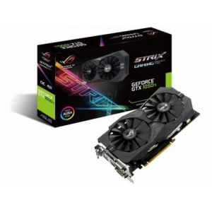 Asus GeForce GTX 1050 Ti 4GB GDDR5 128bit PCIe (ROG STRIX-GTX1050TI-4G-GAMING)