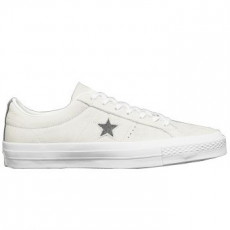 Converse One Star Ox Leather Unisex tornacipő, Thunder/White, 37 (153991C-022-4.5)