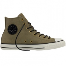Converse Chuck Taylor All Star Hi Leather férfi tornacipő, Jute/Egret, 41.5 (153809C-261-8)