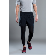 Under Armour Rövid nadrág Launch 5 Woven Short-BLKF