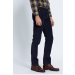 Levi's Farmer 501 Slim Fit Nightwatch Blue