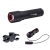 LED Lenser Gun set P7szett, lámpa szerelékkel, távkapcsolóval