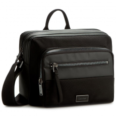Calvin Klein Black Label Laptoptáska CALVIN KLEIN BLACK LABEL - Lars 12H Messenger K50K502408 001