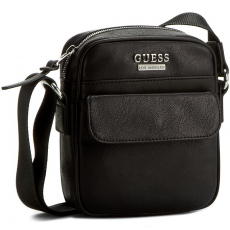 Guess Válltáska GUESS - Boston HM3112 POL72 BLA