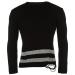 Jilted Generation Férfi kerek nyakú pulóver fekete S